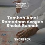 sholat sunnah selama ramadhan