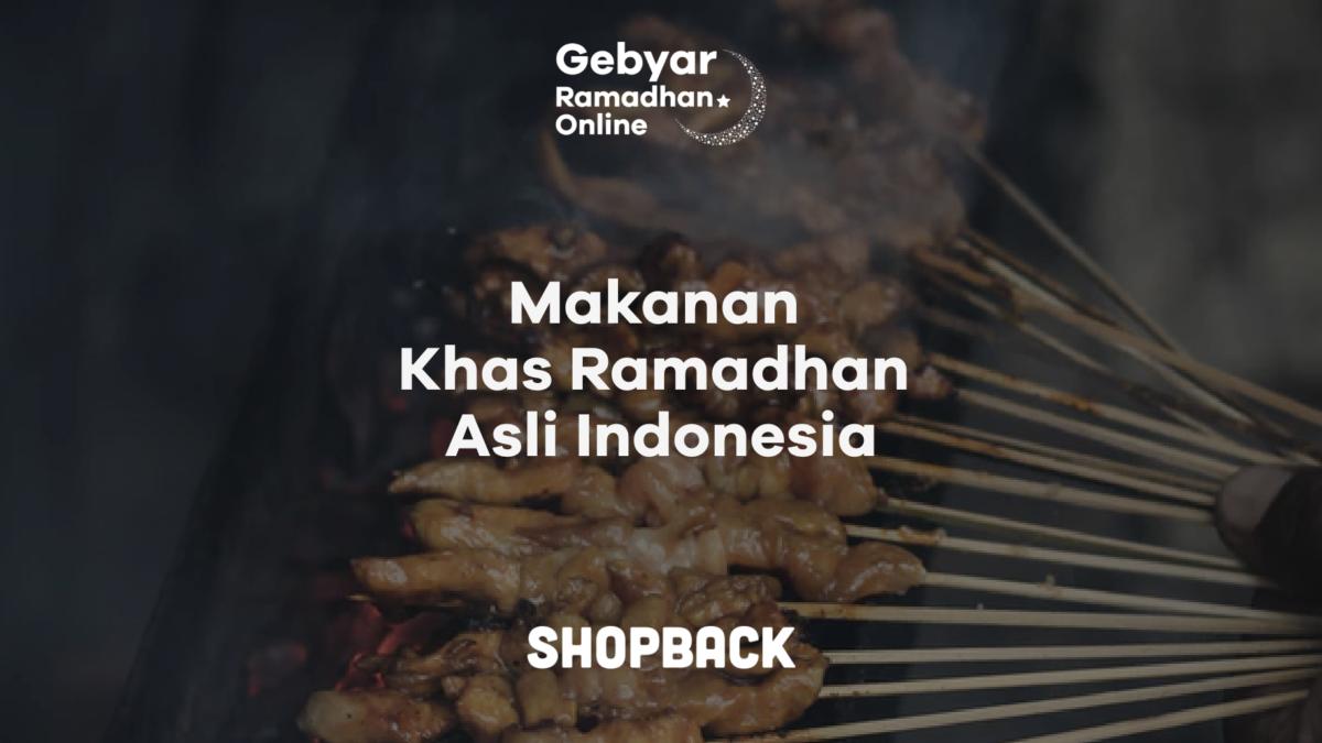10 Menu Buka Puasa Tradisional Khas Indonesia yang Unik