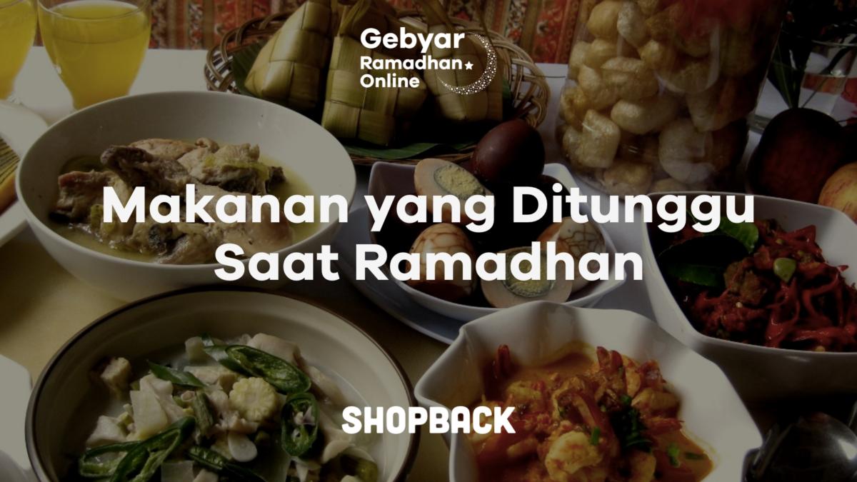 10 Makanan Lebaran yang Akan Membuatmu Rindu Bulan Ramadhan