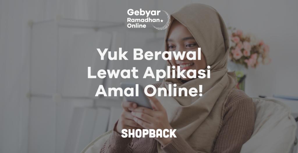 aplikasi amal online