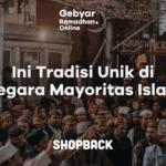 tradisi unik di negara mayoritas islam