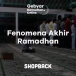 fenomena akhir ramadhan