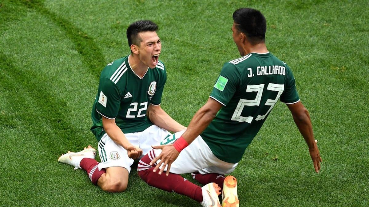 Piala Dunia 2018: Meksiko Kalahkan Jerman Ini 6 Fakta Menariknya