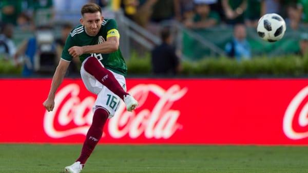 Timnas Meksiko selalu berhasil mencetak gol melawan tim-tim Eropa