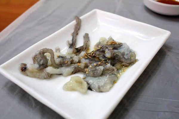 makanan ekstrim di dunia