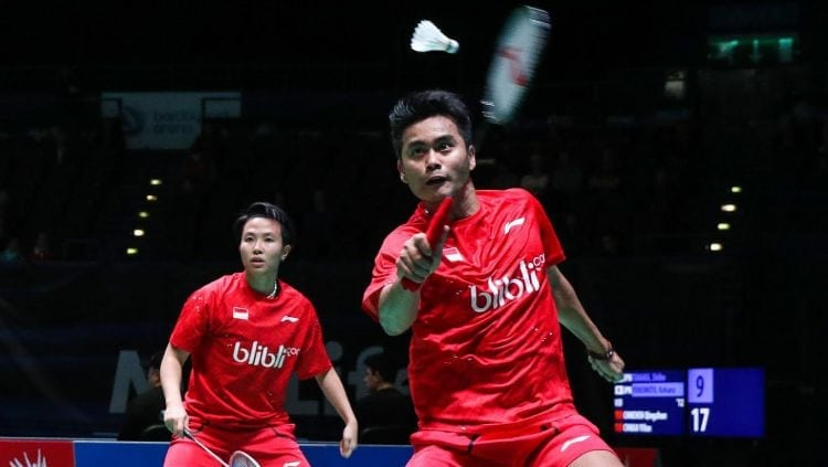 ganda campuran indonesia open 2018