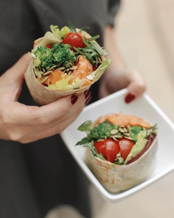 makanan sehat kekinian