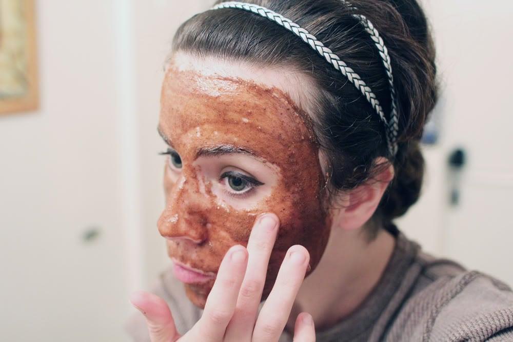 masker kayu manis untuk wajah