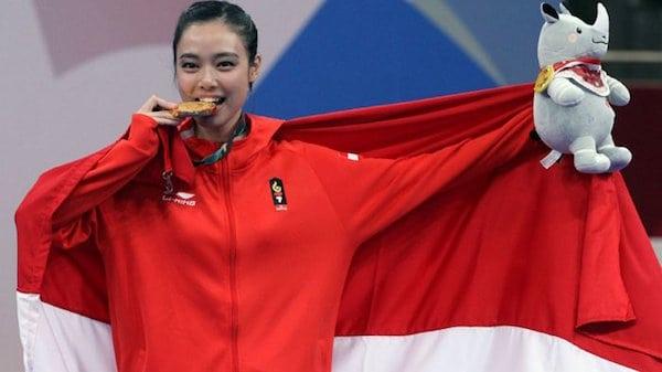 Ini 9 Atlet Wanita Peraih Medali Asian Games 2018 yang ...