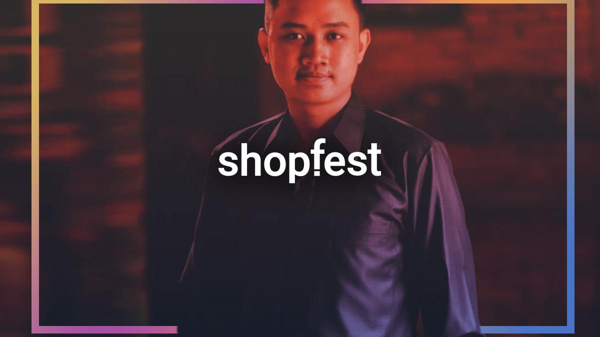 Hafizh Ali Hisyam Musalli: Begadang Demi Flashsale di ShopFest