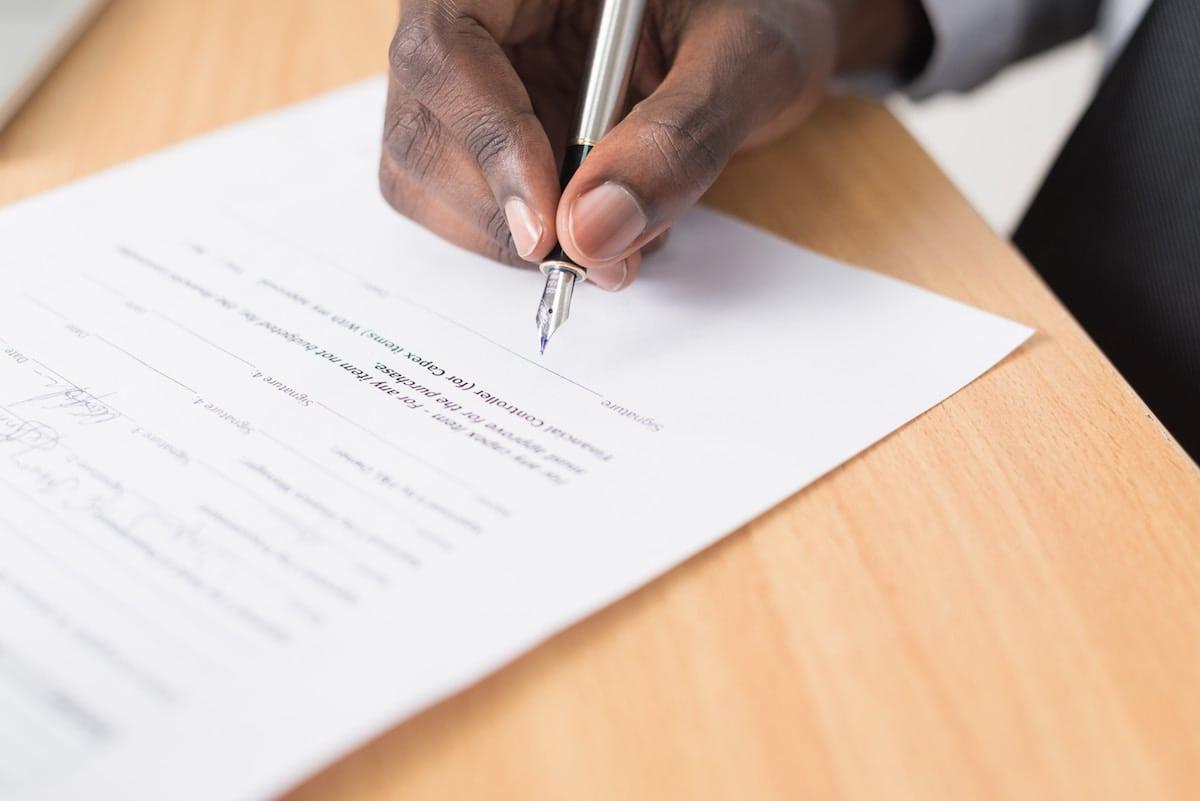 Karyawan Contoh Surat Pengunduran Diri Yang Baik Dan Benar