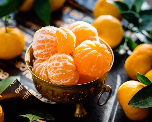 jeruk cara mengecilkan pori pori wajah