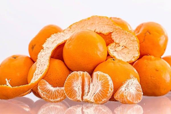 kulit jeruk pori pori lebih kecil