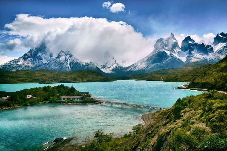 chile-negara bebas visa