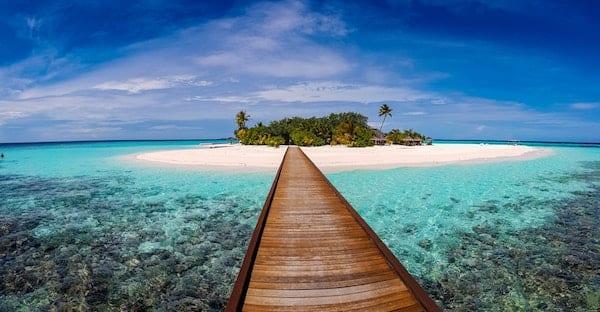 maldives negara bebas visa