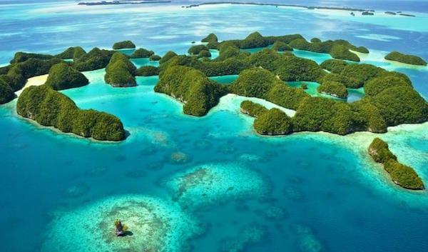 micronesia negara bebas visa