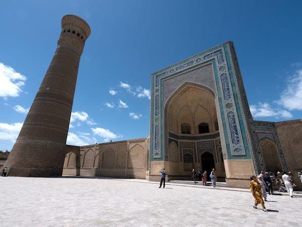 uzbekzitan negara bebas visa