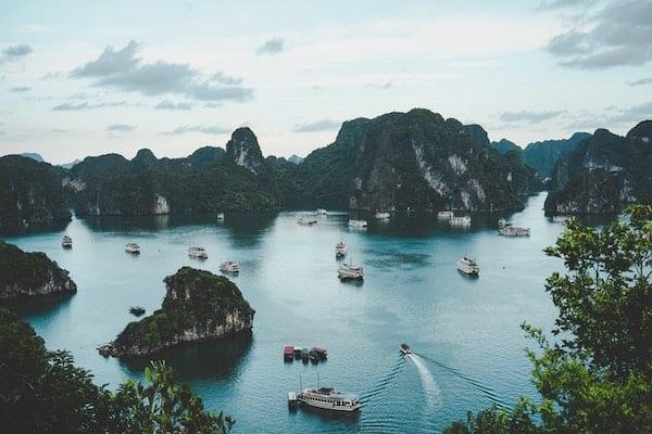 vietnam negara bebas visa