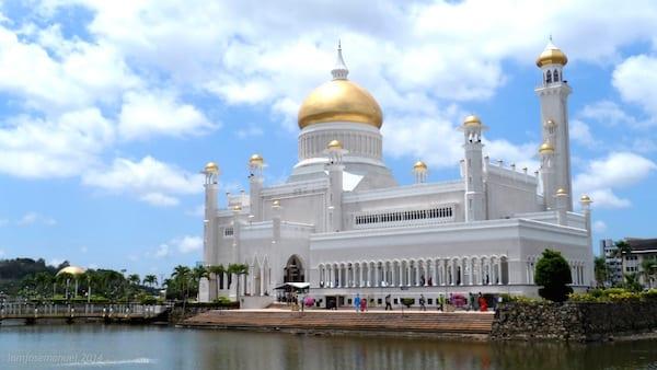 brunei darussalam-negara bebas visa