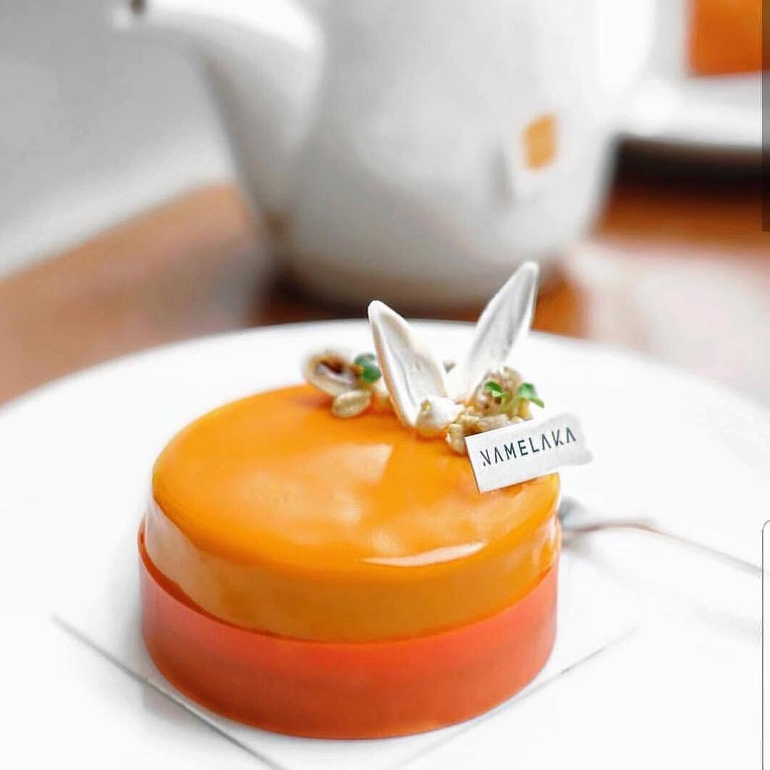 namelaka carrot cake
