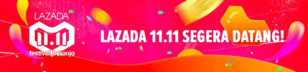 1111 festival belanja online lazada