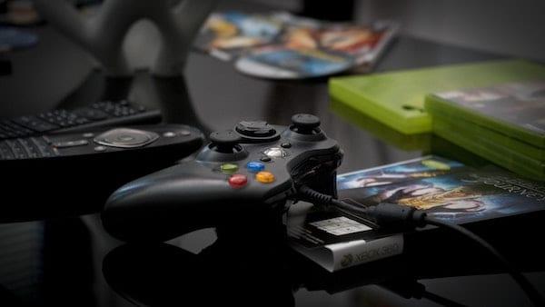 kaset video game