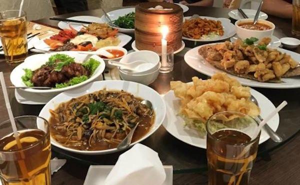 central restoran chinese food di jakarta