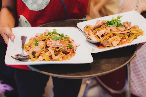 new cahaya lestari restoran chinese food di jakarta