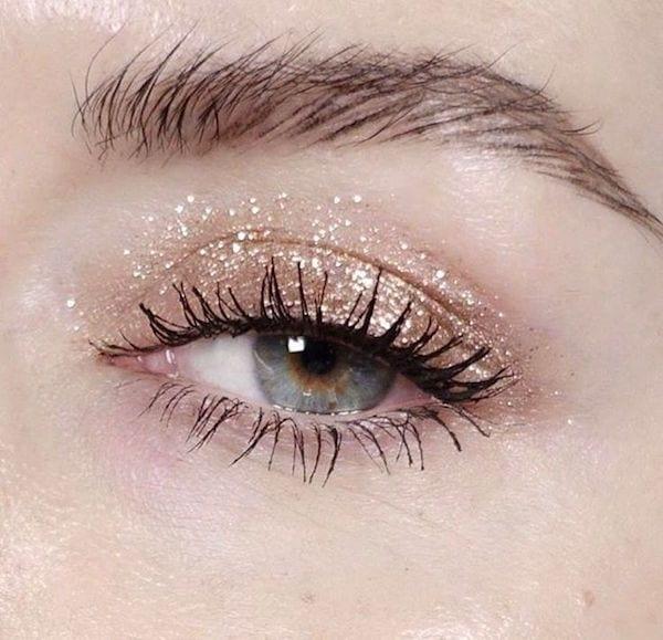 gliter eyeshadow