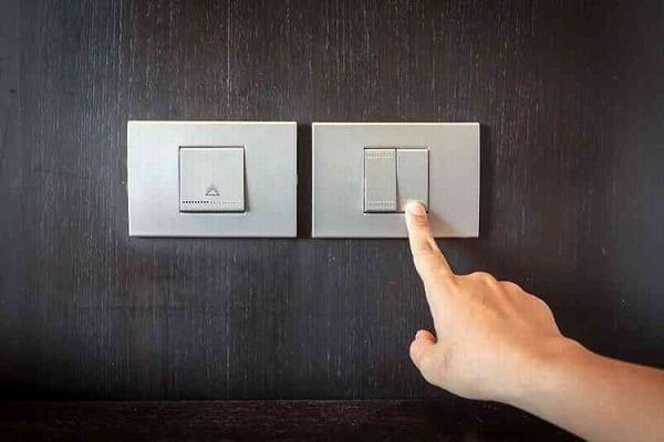 hemat listrik matikan lampu