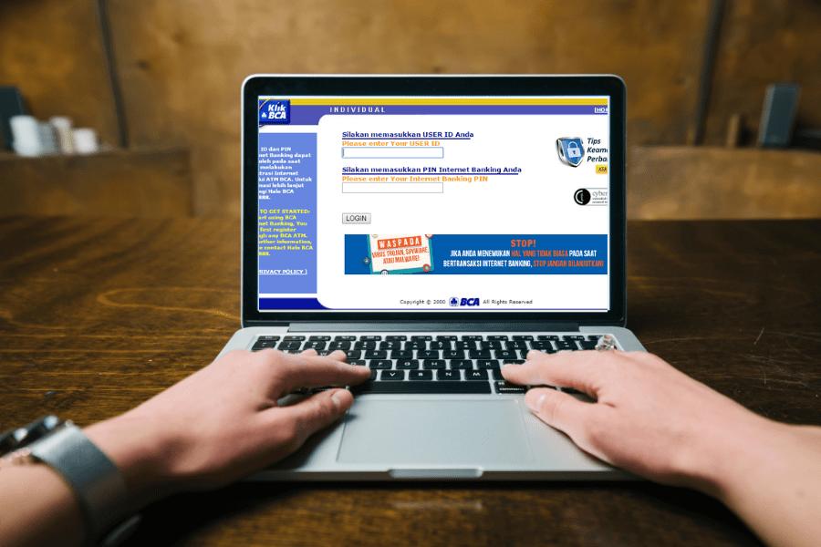Cara Daftar BCA Internet Banking