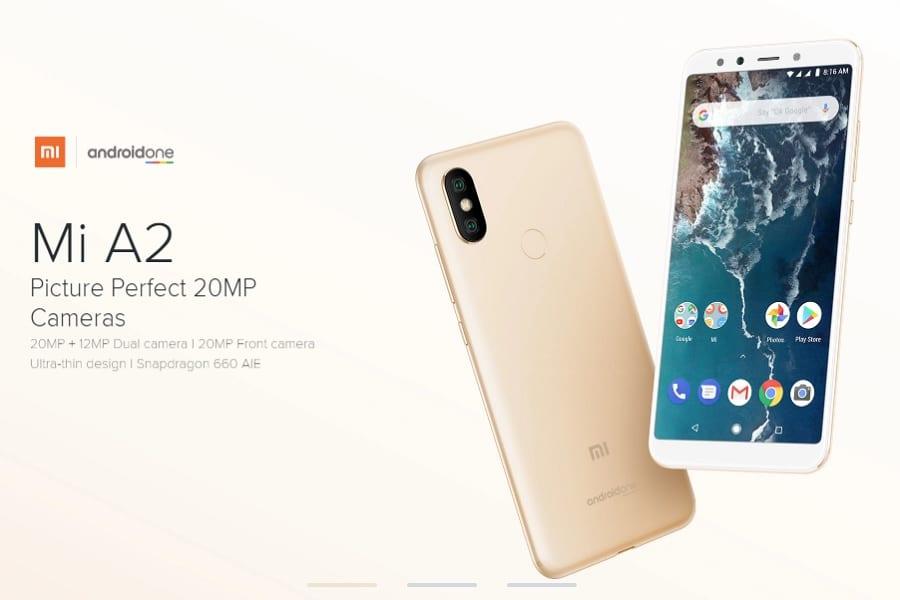 Xiaomi Mi A2 – Harga, Spesifikasi, RAM, & Review HP Xiaomi Mi A2