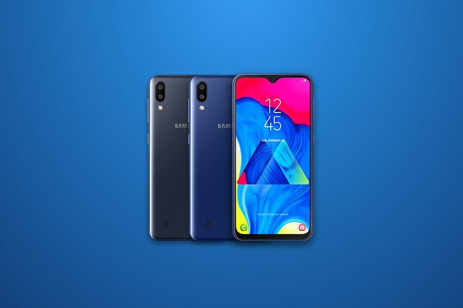 Intip 4 Keunggulan Hape 1 Jutaan Terbaik Samsung Galaxy M10
