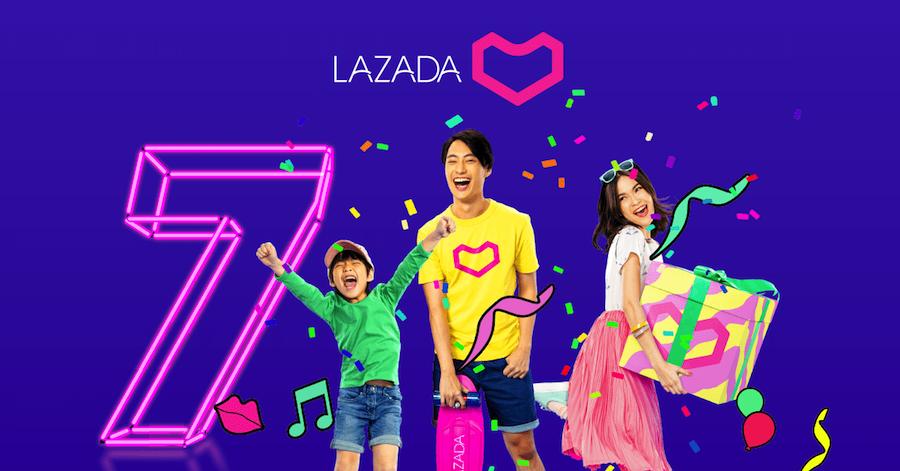 Ulang Tahun ke-7, Ini 4 Keseruan Super Party dan Mega Campaign Day Lazada