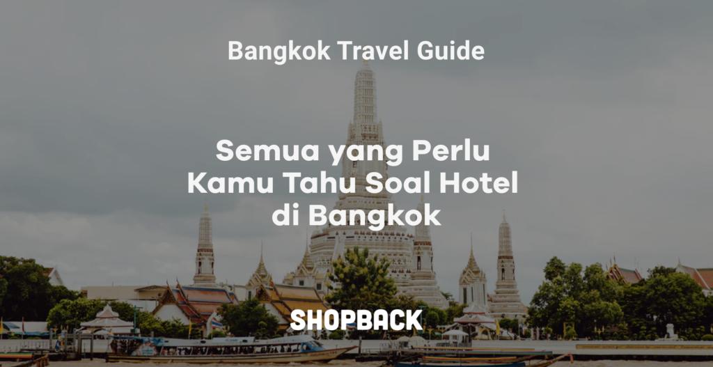 hotel di bangkok
