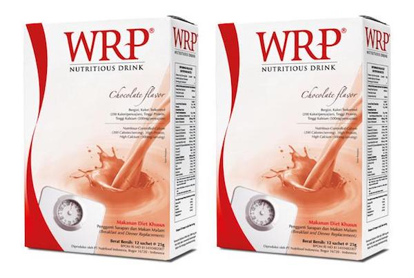 wrp nutriois drink