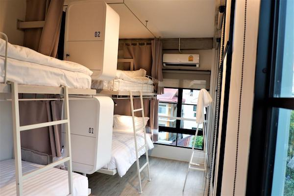 rekomendasi hostel murah di bangkok