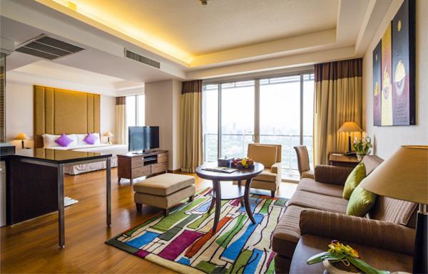 apartemen di bangkok