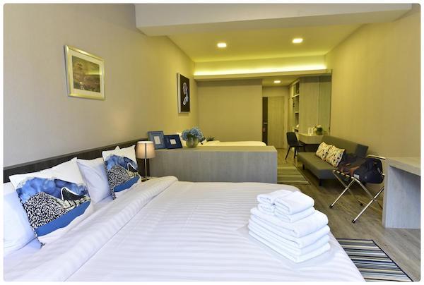 Hotel terbaik di bangkok