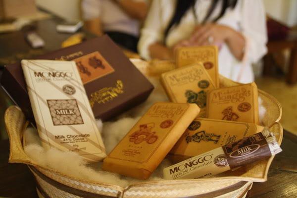 cokelat monggo asli indonesia