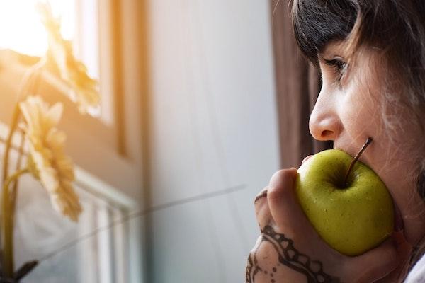 kurangi konsumsi makanan bergas