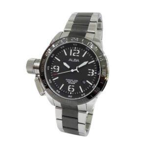 jam tangan pria alba