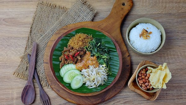 How to Eat Healthy in Indonesia