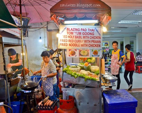 wisata kuliner di bangkok thailand