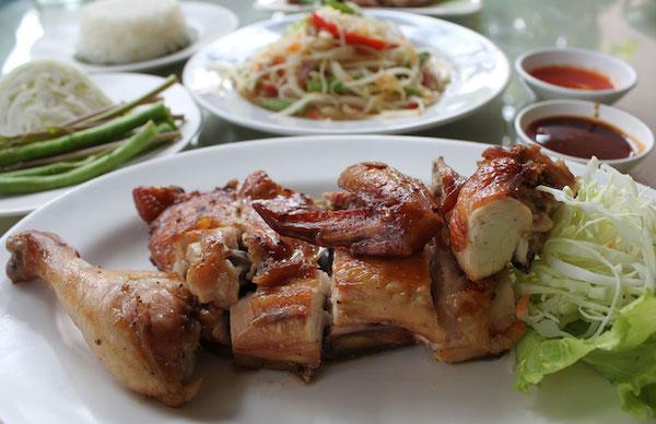 ayam panggang thailand