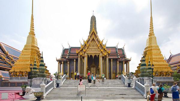 wisata di bangkok wat phra kaew