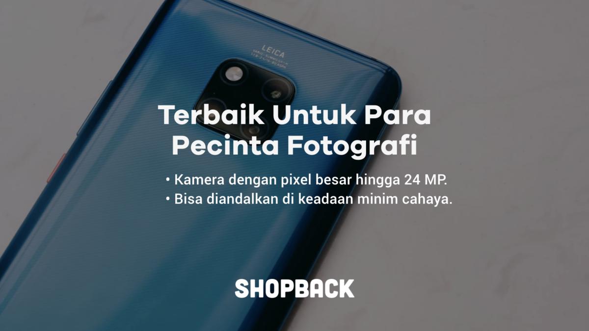 12 HP Dengan Kamera Terbaik 2019 Dengan Resolusi Besar Untuk Pecinta Fotografi