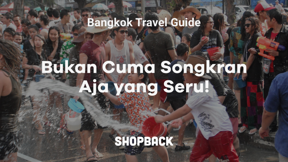 Bukan Cuma Songkran, Ini 6 Festival di Bangkok yang Seru