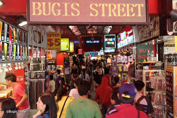 bugis street singapur