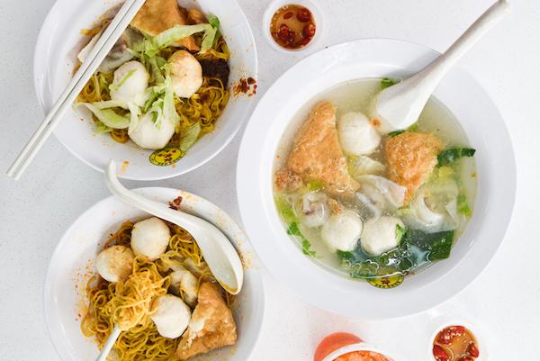 Song Kee Fishball